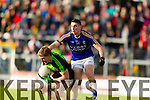 Paul Geaney Kerry in action against  Mayo in the first round of the National Football League at Fitzgerald Stadium Killarney on Sunday.