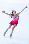 Rika Kihira of Japan competes in Junior Ladies group during the Asian Open Figure Skating Trophy 2017 on August 05, 2017 in Hong Kong, China. Photo by Marcio Rodrigo Machado / Power Sport Images