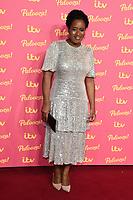 LONDON, UK. November 12, 2019: Charlene White arriving for the ITV Palooza at the Royal Festival Hall, London.<br /> Picture: Steve Vas/Featureflash