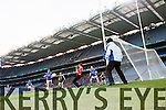 Ardfert in action against  Saint Croan's in the Intermediate Football All Ireland Club Final in Croke Park on Saturday.