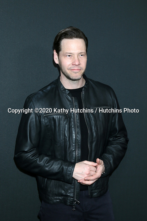 """LOS ANGELES - MAR 9:  Ike Barinholtz at the """"The Hunt"""" Premiere at the ArcLight Hollywood on March 9, 2020 in Los Angeles, CA"""