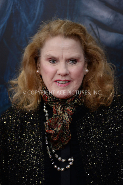 WWW.ACEPIXS.COM<br /> December 8, 2014 New York City<br /> <br /> Celia Weston attending the World Premiere of 'Into the Woods' at the Ziegfeld Theatre on December 8, 2014 in New York City.<br /> <br /> Please byline: Kristin Callahan/AcePictures<br /> <br /> Tel: (212) 243 8787 or (646) 769 0430<br /> e-mail: info@acepixs.com<br /> web: http://www.acepixs.com