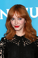PASADENA, CA - JANUARY 09: Christina Hendricks at the 2018 NBCUniversal Winter Press Tour at The Langham Huntington, Pasadena on January 9, 2018 in Pasadena, California. <br /> CAP/MPI/DE<br /> &copy;DE//MPI/Capital Pictures