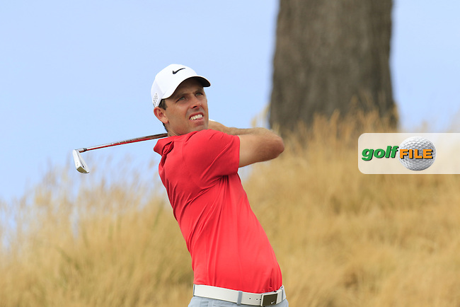 \{prsn}\ during Thursday's Round 1 of the 2015 U.S. Open 115th National Championship held at Chambers Bay, Seattle, Washington, USA. 6/19/2015.<br /> Picture: Golffile | Eoin Clarke<br /> <br /> <br /> <br /> <br /> All photo usage must carry mandatory copyright credit (&copy; Golffile | Eoin Clarke)