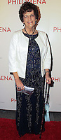 "NEW YORK, NY - NOVEMBER 12: Philomena Lee at the New York Premiere Of The Weinstein Company's ""Philomena"" held at Paris Theater on November 12, 2013 in New York City. (Photo by Jeffery Duran/Celebrity Monitor)"