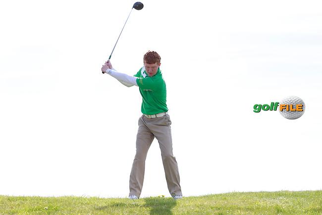 Gavin Moynihan at the Island Golf Club, Co Dublin.<br /> Picture: Fran Caffrey / Golffile
