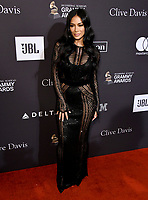 09 February 2019 - Beverly Hills, California - Nicole Scherzinger. The Recording Academy And Clive Davis' 2019 Pre-GRAMMY Gala held at the Beverly Hilton Hotel.  <br /> CAP/ADM/BT<br /> &copy;BT/ADM/Capital Pictures