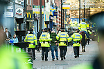 © Joel Goodman - 07973 332324 . 27/11/2010 . Preston , UK . The English Defence League ( EDL ) hold a march and demonstration in Preston . Photo credit : Joel Goodman