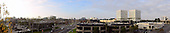 Panorama photo of Irvine California