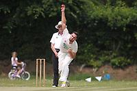 Bentley CC (Bowling) vs Rainham CC, T Rippon Mid Essex Cricket League Cricket at Coxtie Green Road on 9th June 2018