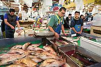 Japan, Tokyo: Tsukiji fish market | Japan, Tokyo: Tsukiji-Fischmarkt
