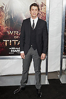 "Toby Kebbell..Anteprima di ""La Furia dei Titani"".. ""Wrath of the Titans""..AMC Lincoln Square Theater..26/03/2012, New York..Foto Insidefoto / Marco Sagliocco....Only Italy"