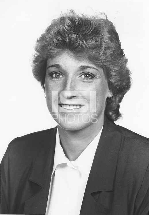 1986: June Daugherty.