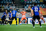 Jeju United Midfielder Lee Changmin (C4) in action during the AFC Champions League 2017 Group H match Between Jeju United FC (KOR) vs Gamba Osaka (JPN) at the Jeju World Cup Stadium on 09 May 2017 in Jeju, South Korea. Photo by Marcio Rodrigo Machado / Power Sport Images