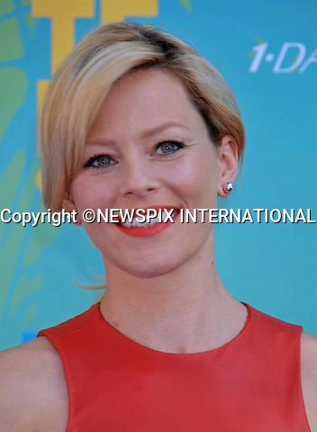 "ELIZABETH BANKS.attends the Teen Choice 2011 at the Gibson Amphitheatre, Universal City, California_07/08/2011.Mandatory Photo Credit: ©Crosby/Newspix International. .**ALL FEES PAYABLE TO: ""NEWSPIX INTERNATIONAL""**..PHOTO CREDIT MANDATORY!!: NEWSPIX INTERNATIONAL(Failure to credit will incur a surcharge of 100% of reproduction fees).IMMEDIATE CONFIRMATION OF USAGE REQUIRED:.Newspix International, 31 Chinnery Hill, Bishop's Stortford, ENGLAND CM23 3PS.Tel:+441279 324672  ; Fax: +441279656877.Mobile:  0777568 1153.e-mail: info@newspixinternational.co.uk"
