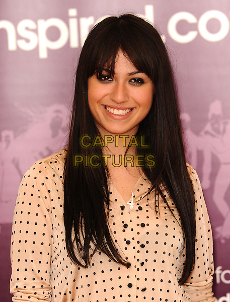 Wednesday, August 25 2010    Gabriella Cilmi at the vinspired Awards - media day, Body &amp; Soul, London      <br /> CAP/CK<br /> &copy;CK/Capital Pictures