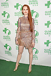 LOS ANGELES, CA - FEBRUARY 22: Actress Madelaine Petsch arrives at the 14th Annual Global Green Pre-Oscar Gala at TAO Hollywood on February 22, 2017 in Los Angeles, California.