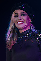Siobhan Fahey of Bananarama performs at AmpRocks during Ampfest at Ampthill Great Park, Ampthill, England on 29 June 2018. Photo by David Horn.