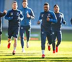 15.02.2019: Rangers training: Jermain Defoe