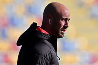 Pepe Reina of AC Milan is seen ahead the Serie A 2018/2019 football match between Frosinone and AC Milan at stadio Benito Stirpe, Frosinone, December, 26, 2018 <br />  Foto Andrea Staccioli / Insidefoto