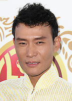 HOLLYWOOD, LOS ANGELES, CA, USA - JUNE 01: Laurence Xu at the 12th Annual Huading Film Awards held at the Montalban Theatre on June 1, 2014 in Hollywood, Los Angeles, California, United States. (Photo by Xavier Collin/Celebrity Monitor)