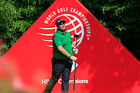 Shane Lowry (IRL) on the 2nd tee during the 3rd round of the WGC HSBC Champions, Sheshan Golf Club, Shanghai, China. 02/11/2019.<br /> Picture Fran Caffrey / Golffile.ie<br /> <br /> All photo usage must carry mandatory copyright credit (© Golffile | Fran Caffrey)
