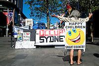 Occupy Sydney, 18.11.12