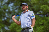 Graeme McDowell (NIR) watches his tee shot on 2 during day 4 of the Valero Texas Open, at the TPC San Antonio Oaks Course, San Antonio, Texas, USA. 4/7/2019.<br /> Picture: Golffile | Ken Murray<br /> <br /> <br /> All photo usage must carry mandatory copyright credit (© Golffile | Ken Murray)