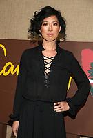 HOLLYWOOD, CA - OCTOBER 10: Quyen Tran, at The Los Angeles Premiere of HBO's Camping at Paramount Studios in Hollywood, California on October 10, 2018. Credit: Faye Sadou/MediaPunch