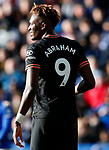 Tammy Abraham of Chelsea during the Premier League match against Leicester City at the King Power Stadium, Leicester. Picture date: 1st February 2020. Picture credit should read: Darren Staples/Sportimage
