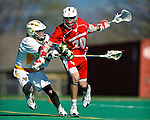 2011-04-30 NCAA: Stony Brook at Vermont Men's Lacrosse