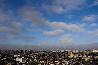 SAO PAULO,SP. CLIMATEMPO-SP Vista do bairro de Interlagos, na manha deste domingo, 24 de Junho de 2012. FOTO: MILENE CARDOSO - BRAZIL PHOTO PRESS