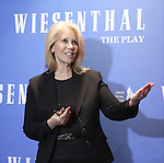 Producer Daryl Roth attends the 'Wiesenthal' Press Presentation at the Acorn Theatre on October 20, 2014 in New York City.