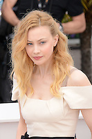 "Sarah Gadon attending the ""Cosmopolis"" Photocall during the 65th Annual Cannes International Film Festival in Cannes, France, 25.05.2012...Credit: Timm/face to face /MediaPunch Inc. ***FOR USA ONLY***"