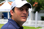Francesco Molinari (ITA) before teeing off in the Pro-Am Day of the BMW International Open at Golf Club Munchen Eichenried, Germany, 22nd June 2011 (Photo Eoin Clarke/www.golffile.ie)