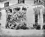 Frederick Stone negative. Leavenworth House. Undated photo