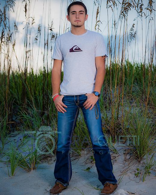 Kristy Fretham family beach photos at Jacksonville Beach, Florida