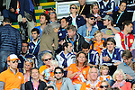 The Hague, Netherlands, June 15: Men´s team of Argentina watch the field hockey gold match (Men) between Australia and The Netherlands on June 15, 2014 during the World Cup 2014 at Kyocera Stadium in The Hague, Netherlands. Final score 6-1 (2-1)  (Photo by Dirk Markgraf / www.265-images.com) *** Local caption ***