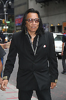 NEW YORK,NY - August 14, 2012: Rodriguez at Late Show With David Letterman in New York City. &copy; RW/MediaPunch Inc. /NortePhoto.com<br />