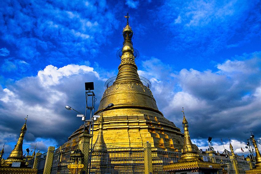 Botataung Pagoda, Yangon (Rangoon), Burma (Myanmar)