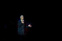 SÃO PAULO,SP, 23.03.2017 - SHOW-SP - A cantora norte-americana Dionne Warwick se apresenta no Espaço das Américas, em São Paulo, nesta quinta-feira, 23. (Foto: Bete Marques/Brazil Photo Press)