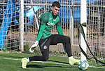 Getafe's Jean Paul Garcia during training session. May 19,2020.(ALTERPHOTOS/Acero)