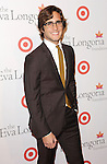 """Diego Boneta arriving at """"Dinner With Eva Longoria"""" hosted by the Eva Longoria Foundation and Target, held a Beso Restaurant  in Los Angeles on September 28, 2013."""