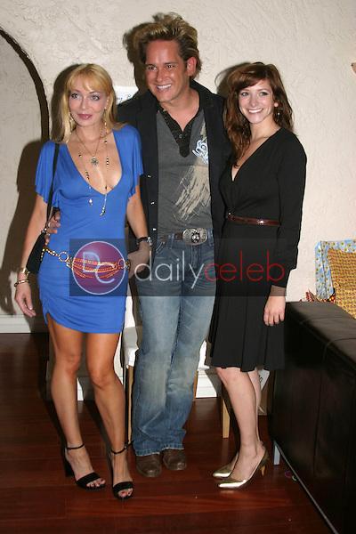 Eduardo De La Renta Birthday Party<br /> Lorielle New, Eduardo De La Renta, Rachel Gold