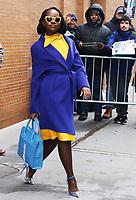 Lupita Nyong'o at The View
