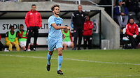 Mace Goodridge of Burnley U23's returns to action as a second half substitute after missing several months with an injury during Charlton Athletic Under-23 vs Burnley Under-23, Professional Development League Football at Princes Park on 9th September 2019