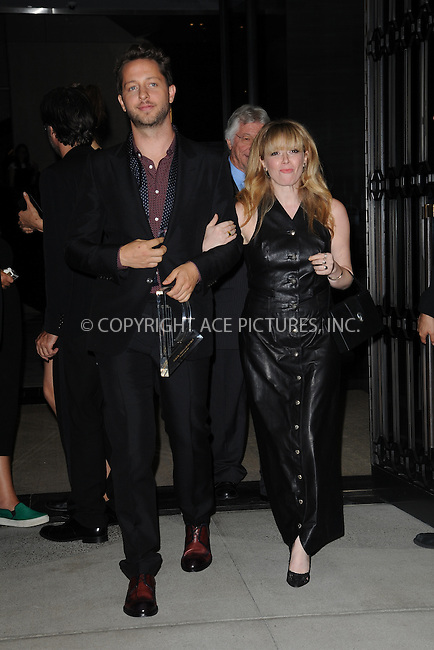 www.acepixs.com<br /> September 8, 2016  New York City<br /> <br /> Derek Blasberg and Natasha Lyonne attending the The Daily Front Row's 4th Annual Fashion Media Awards at Park Hyatt New York on September 8, 2016 in New York City. <br /> <br /> <br /> Credit: Kristin Callahan/ACE Pictures<br /> <br /> <br /> Tel: 646 769 0430<br /> Email: info@acepixs.com