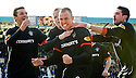 20/11/2010   Copyright  Pic : James Stewart.sct_jsp013_kilmarnock_v_rangers  .:: KENNY MILLER CELEBRATES AFTER HE SCORES HIS SECOND FROM THE SPOT ::.James Stewart Photography 19 Carronlea Drive, Falkirk. FK2 8DN      Vat Reg No. 607 6932 25.Telephone      : +44 (0)1324 570291 .Mobile              : +44 (0)7721 416997.E-mail  :  jim@jspa.co.uk.If you require further information then contact Jim Stewart on any of the numbers above.........