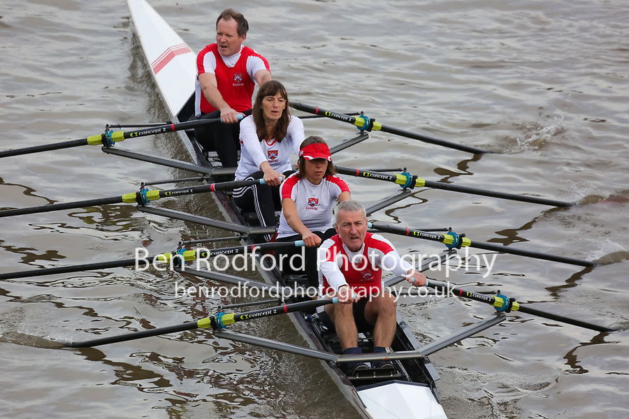 Crew: 191  Kingston Grammar School Veterans  MxE 4x<br /> <br /> Veteran Fours Head 2018<br /> <br /> To purchase this photo, or to see pricing information for Prints and Downloads, click the blue 'Add to Cart' button at the top-right of the page.