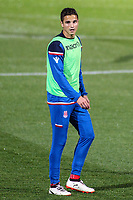 Stoke City's u23 Ibrahim Afellay during the pre-match warm-up <br /> <br /> Photographer Juel Miah/CameraSport<br /> <br /> EFL Checkatrade Trophy - Northern Section Group C - Rochdale v Stoke City U23s - Tuesday 3rd October 2017 - Spotland Stadium - Rochdale<br />  <br /> World Copyright &copy; 2018 CameraSport. All rights reserved. 43 Linden Ave. Countesthorpe. Leicester. England. LE8 5PG - Tel: +44 (0) 116 277 4147 - admin@camerasport.com - www.camerasport.com